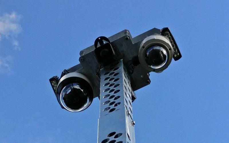 CCTV Tower Camera options
