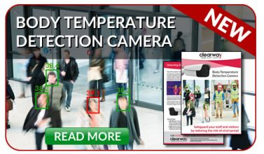 Bodt Temperature Detecion Camera System